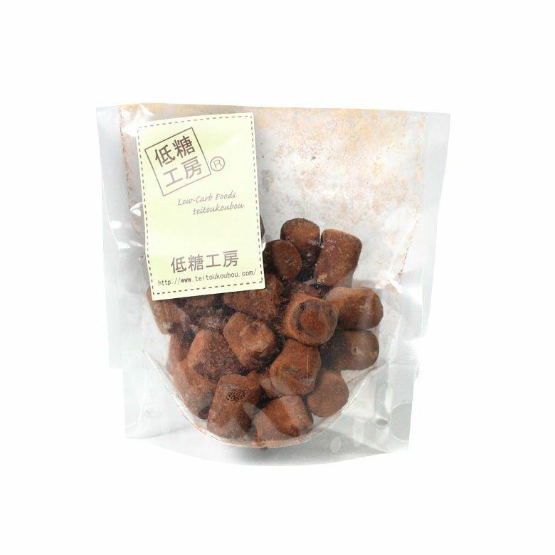 糖質オフ 生チョコレート 100g【糖質7.0g/100g】