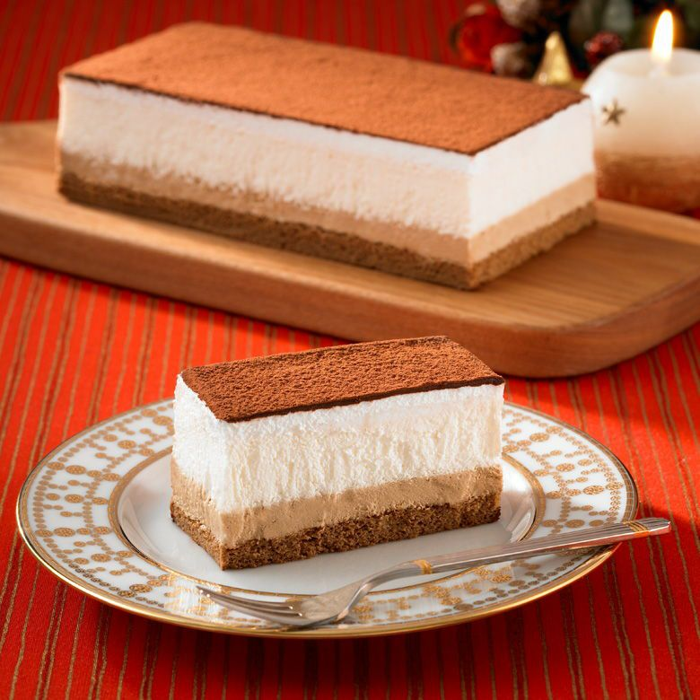 低糖質 ティラミスケーキ【糖質4.5g/100g】